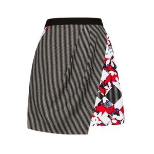 Peter Pilotto for Target Floral/Checked Skirt, 8